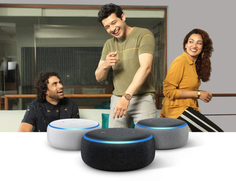 Amazon Echo Dot 3rd Generation Features, and Price in India