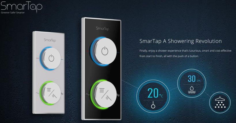QUEO SmarTap Smart Shower System Launched in India