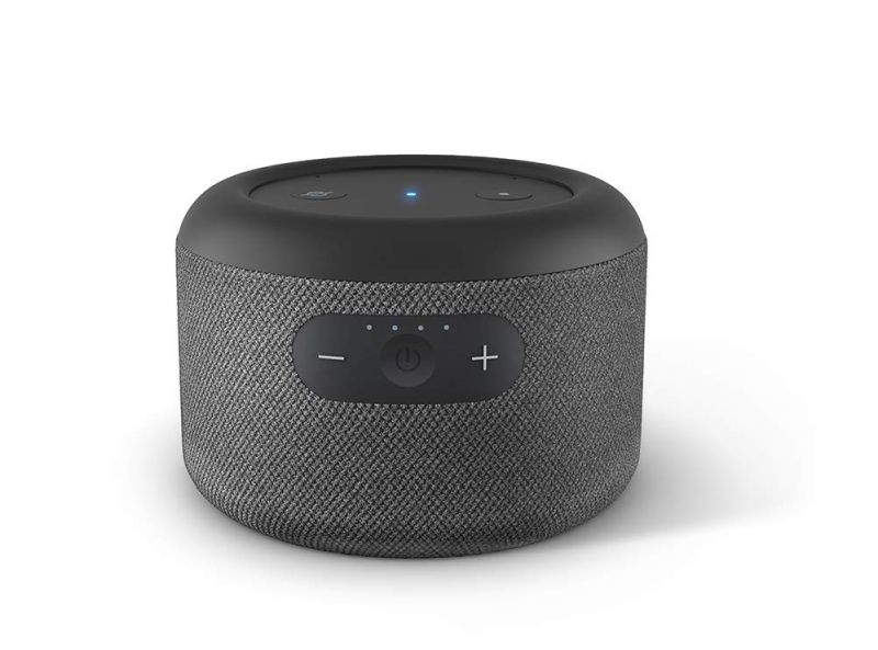 Amazon Echo Input Battery-Powered Speaker will be Priced at ₹6,000 in India