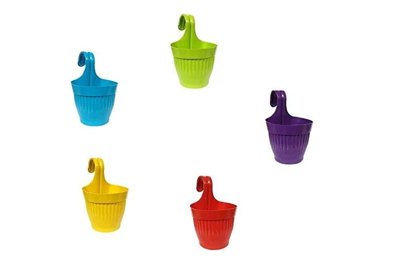 Truphe Lily Hook Railing Pots