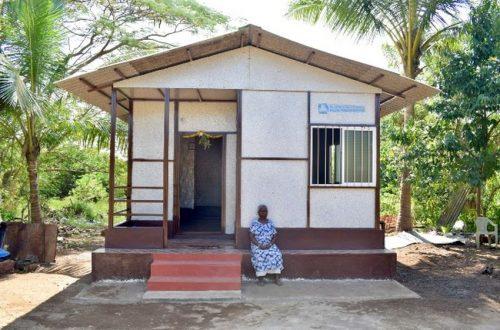 This Recycled Plastic House in Mangaluru, Karnataka