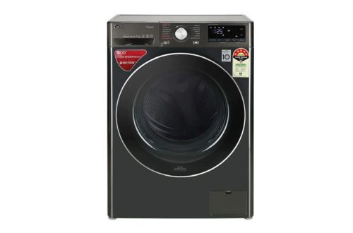 LG Launches ThinQ Front-Load Washing Machine in India