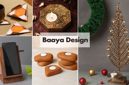 Baaya Design Offers Beautifully Handcrafted Home Décor Pieces