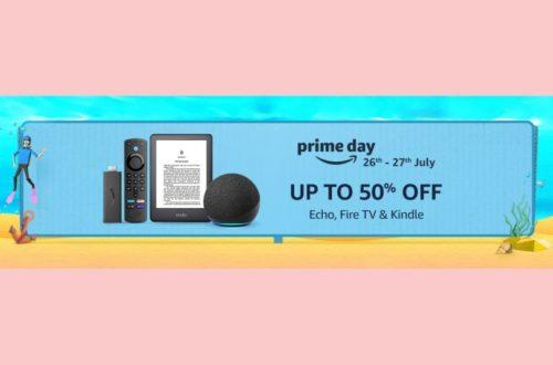 Amazon India Prime Day 2021: Special Deals on Amazon Echo Devices