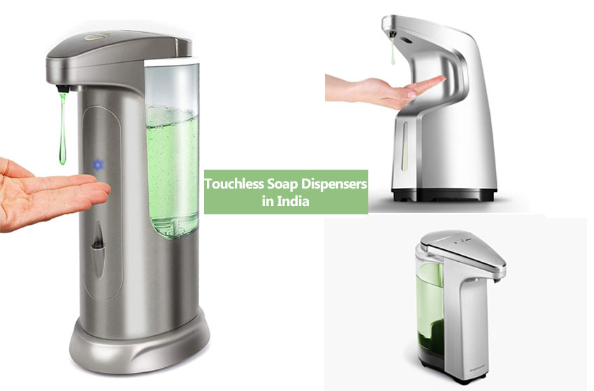 5 Best Automatic Soap Dispensers on Amazon India