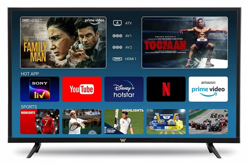 5+ Cheapest Android TVs (32-inch) on Amazon India