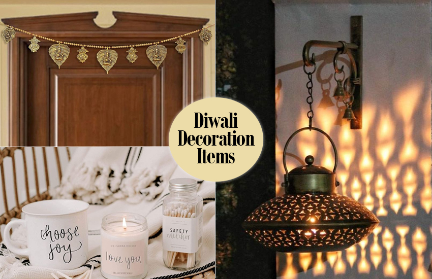 10 Best Diwali Decoration Items You can Buy from Amazon